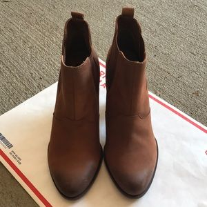 NWT Steven by Steve Madden Shelbi Leather Boots